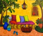 Marrakech Fantasy by Judy Feldman