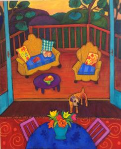 Outside Inside by Judy Feldman