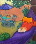 In the Garden by Judy Feldman