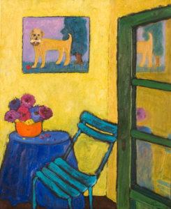 Reflection I by Judy Feldman