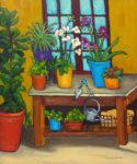 Garden Series #2 by Judy Feldman