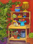 Garden Series #3 by Judy Feldman